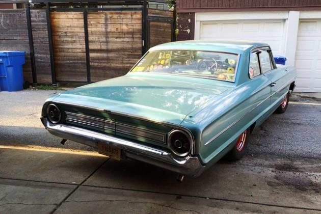 1964 Ford Galaxy Rear