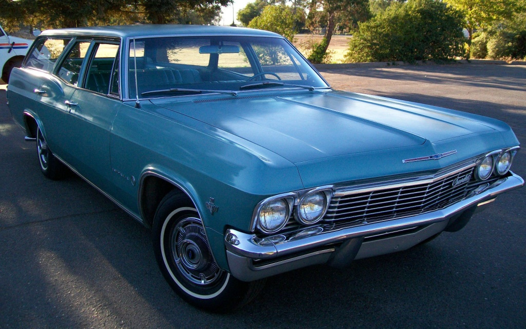 Survivor Wagon: 1965 Chevrolet Impala