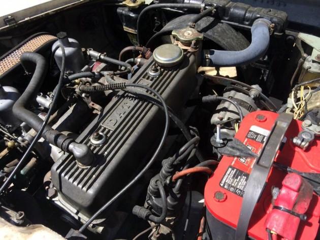 1967 Datsun 1600 Engine