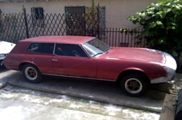1969 Intermeccanica Murena GT