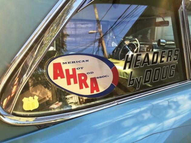 AHRA Sticker