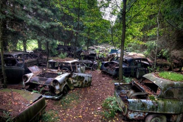 Chatillon Graveyard