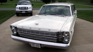 Ford Country Wagon