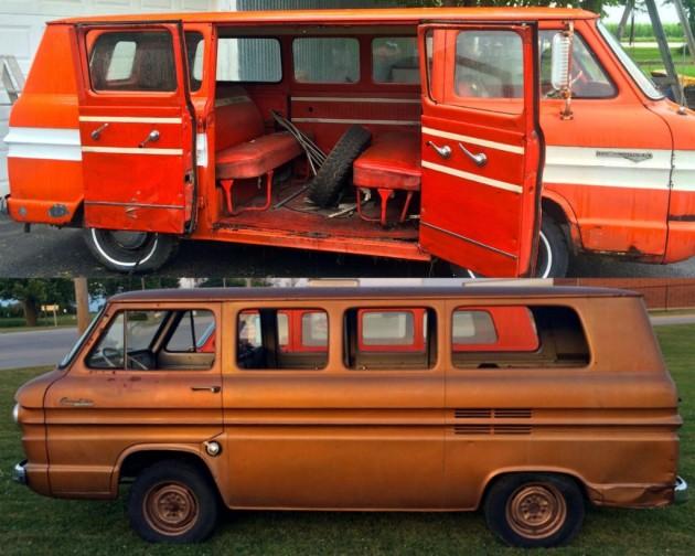 Greenbriar Vans