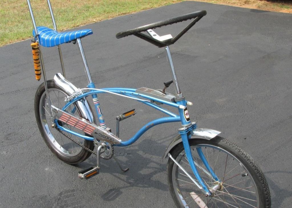 Muscle Bike The Huffy Wheel