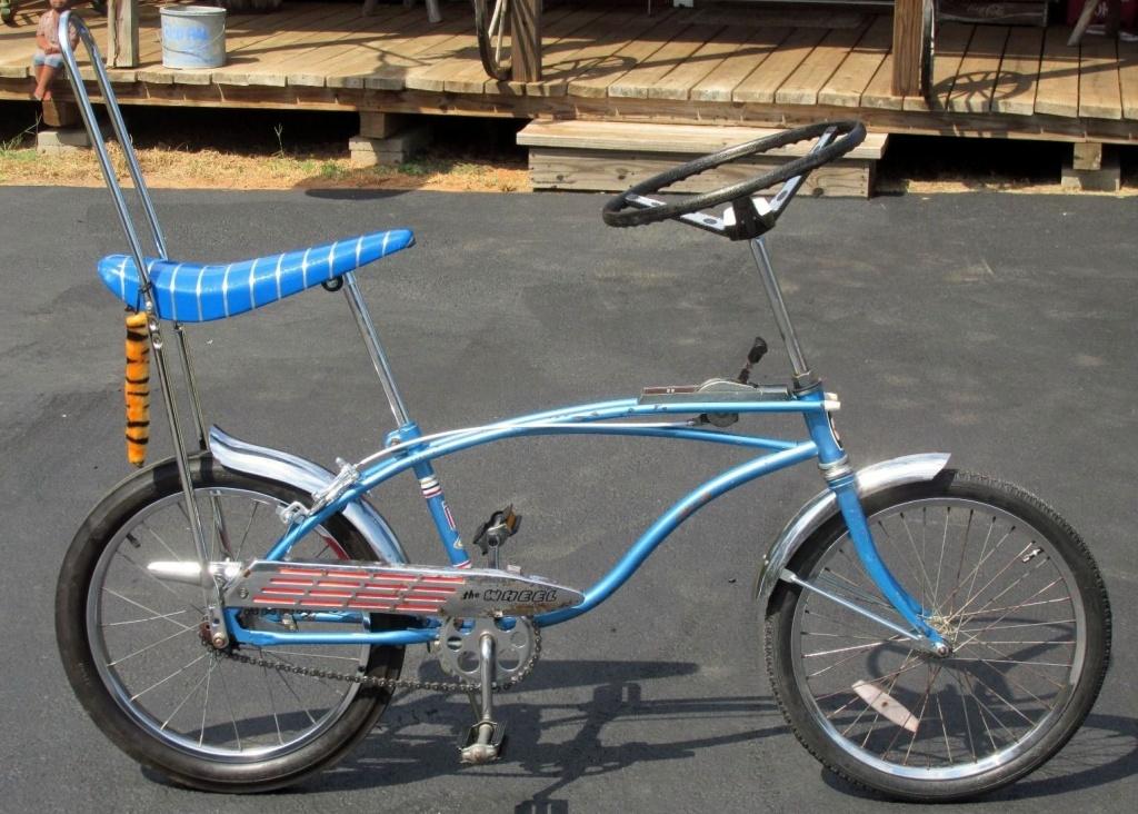 f18915f29c4 Muscle Bike: The Huffy Wheel