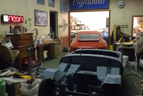 Jacks Garage