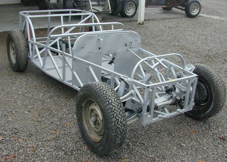 Build Your Own Lotus Seven