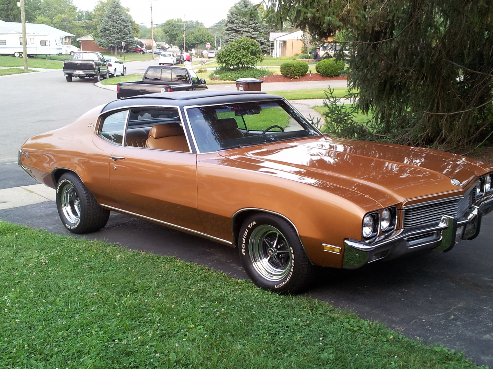 Lean To Find 1972 Buick Sun Coupe