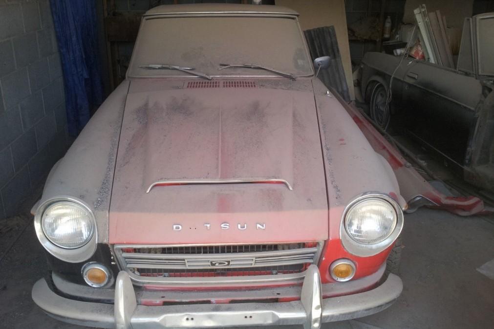 1969 datsun 1600 parts