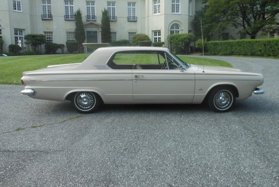 1963 Dodge Dart Like New Survivor