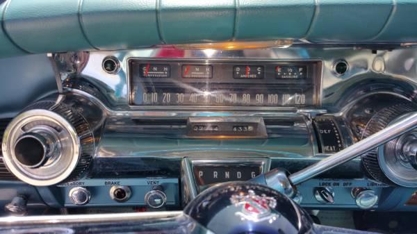 1958 Buick Roadmaster 75: Low Mileage Survivor
