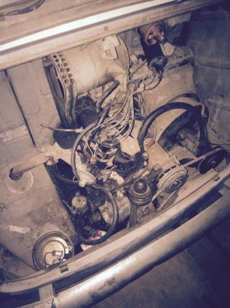 1958 Metro And Fiat 600: Odd Pair