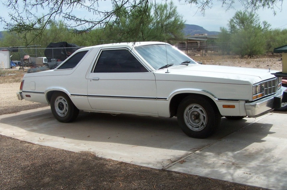 1980 Ford Fairmont Drag Potential