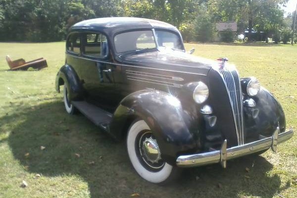1936 Hudson: Surviving In Style