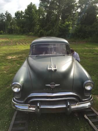1950 Oldsmobile Rocket: The Old In Oldsmobile