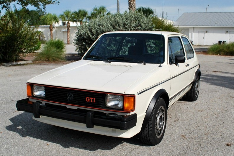 Vw Clean Diesel >> Is It A Classic Yet? 1983 VW Rabbit GTI