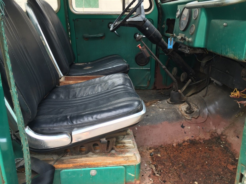 Rusty But Cheap: 1963 Willys Wagon With A V8