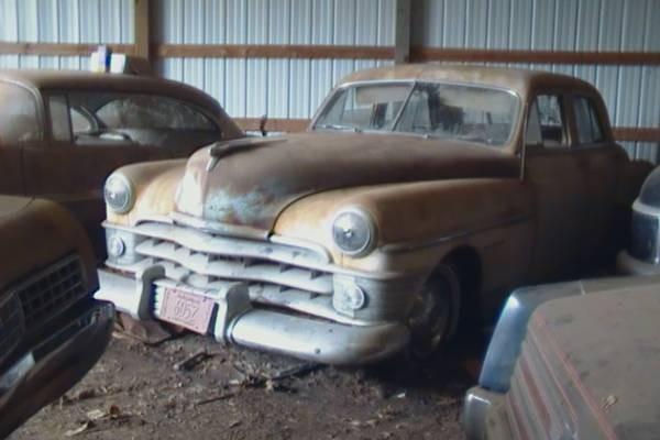 Barn Collection: 1950 Chrysler New Yorker