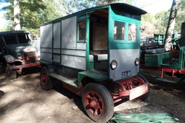 1906 Bronx Electric Truck