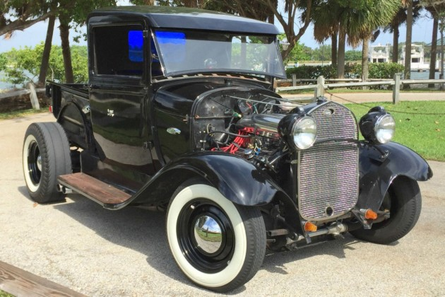 1928 Ford Model A Pickup