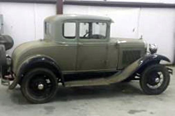 1930 Ford Coupe: 3,200 Mile Fairy Tale
