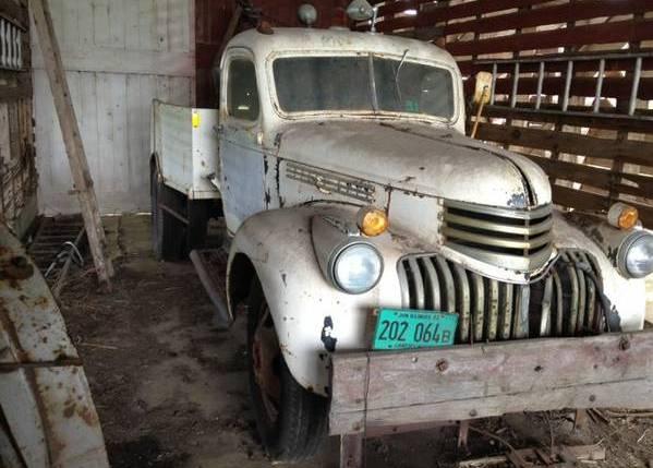 1941 Chevrolet Wrecker