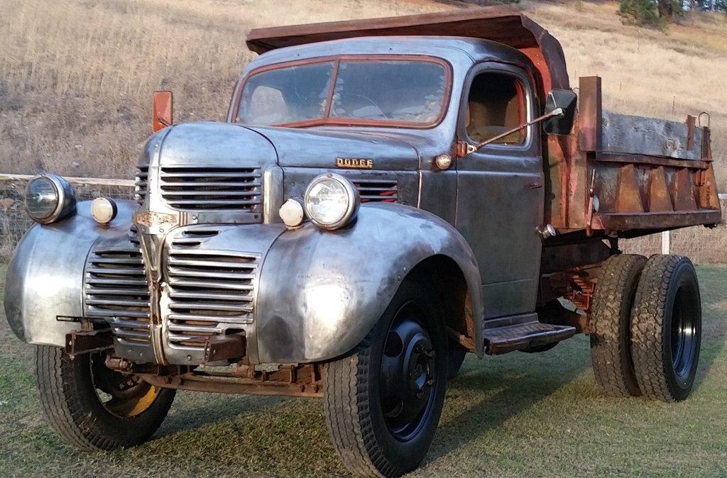 1944 Dodge Wfa 31 War Production