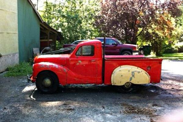 1953 Austin A40 Truck