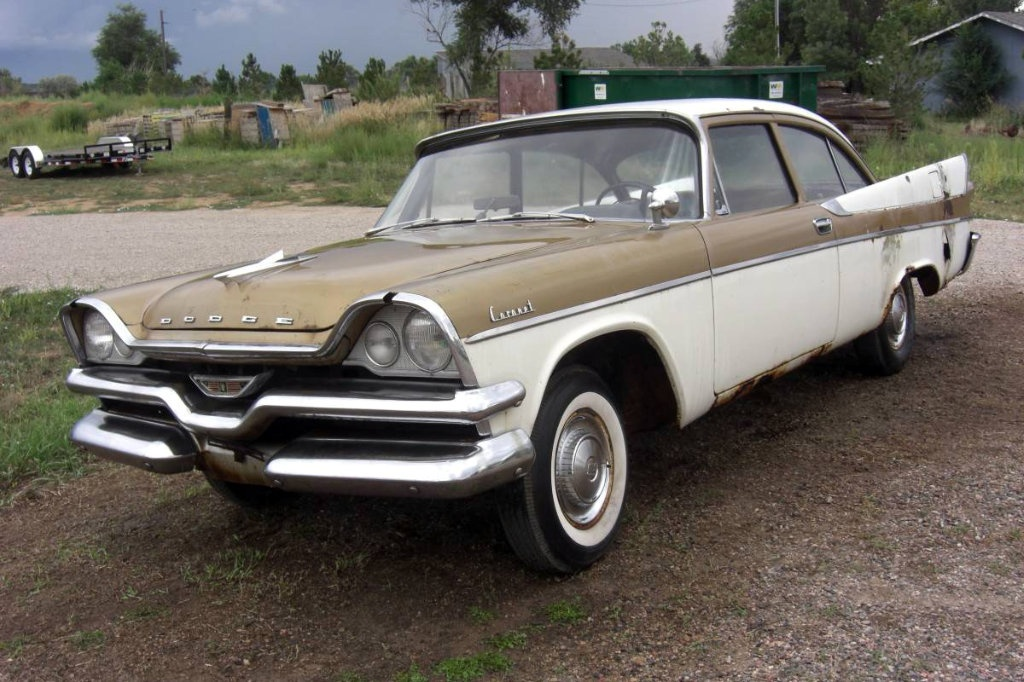 Make Your Own Car >> Good Pair Of Fins: 1957 Dodge Coronet