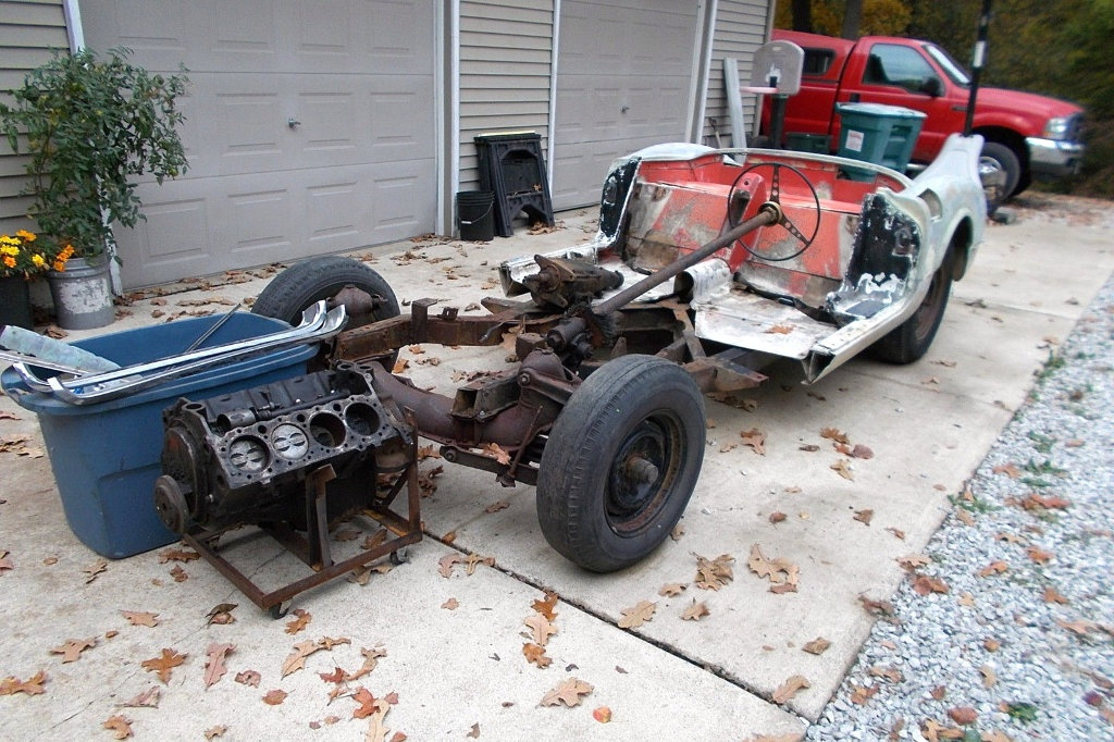 What A Story! 1958 Corvette