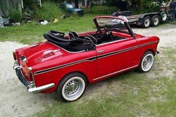 1965 Autobianchi
