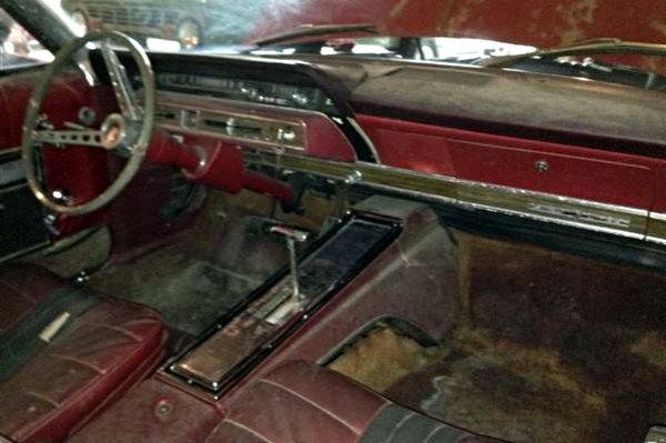 1966 Ford Galaxie 7-Litre