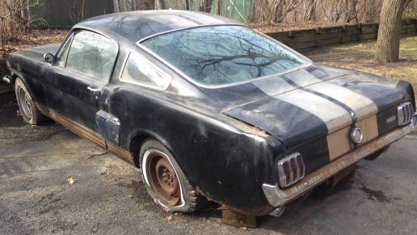 Rent A Wreck 1966 Shelby Gt350 H