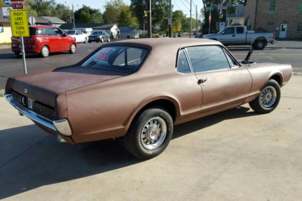 Here Kitty  Kitty  1967 Cougar 390 Gt