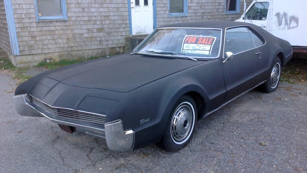 for sale 1967 oldsmobile toronado autos post. Black Bedroom Furniture Sets. Home Design Ideas