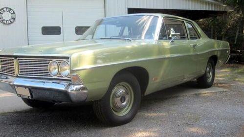 1968 Ford Custom Sleeper