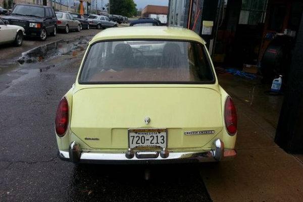 1969 Austin America 1300
