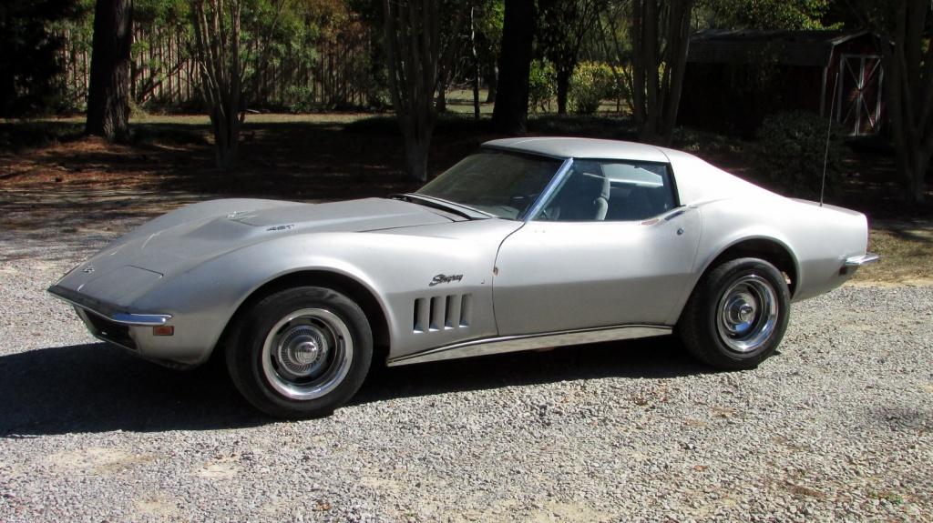 427/4-Speed: 1969 Chevrolet Corvette