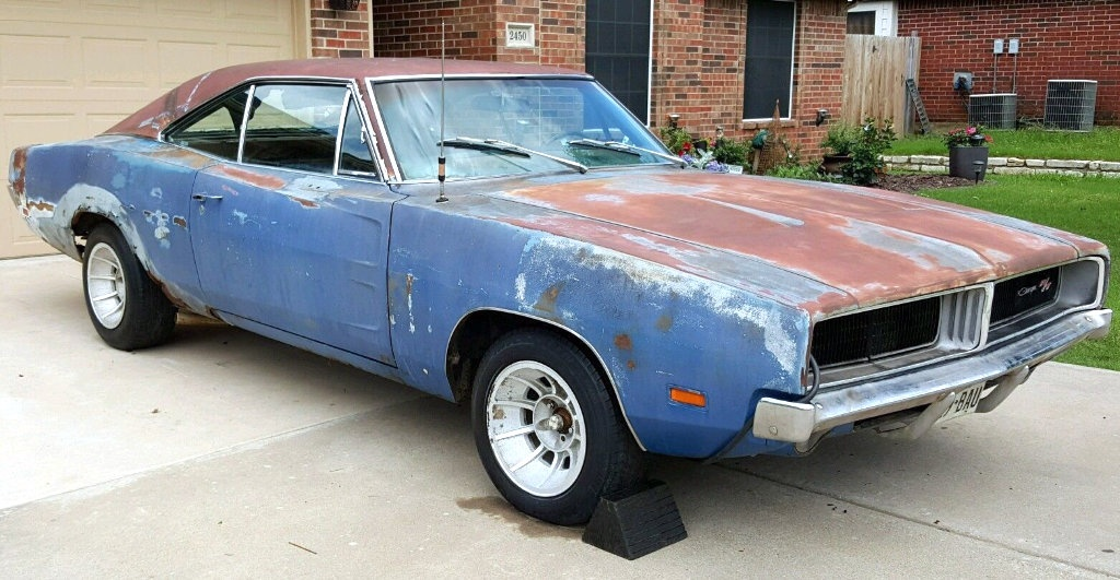 Ready To Scare: 1969 Dodge Charger