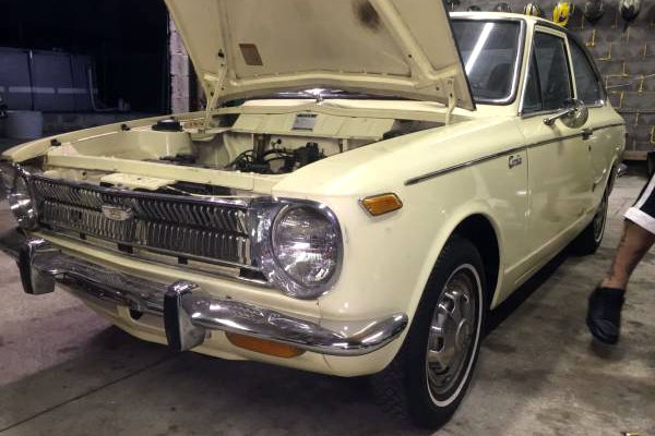 1969 Toyota Corolla Sprinter
