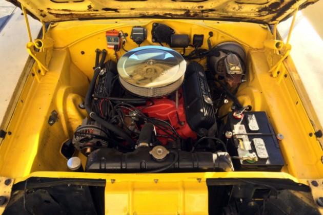 1970 Dodge Charger Engine
