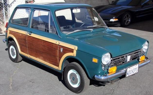 1971 Honda N600 Woodie