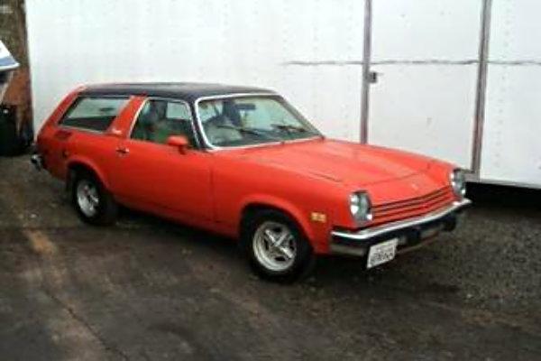 1976 Chevrolet Vega Nomad