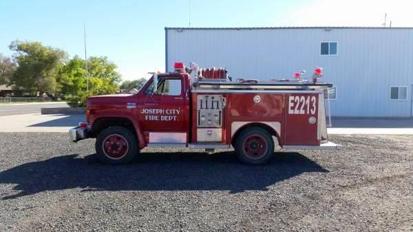 1978 GMC Firetruck