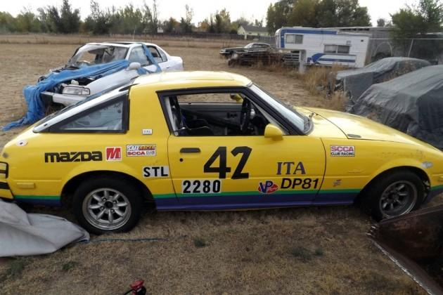 1983 Mazda RX7 Racer