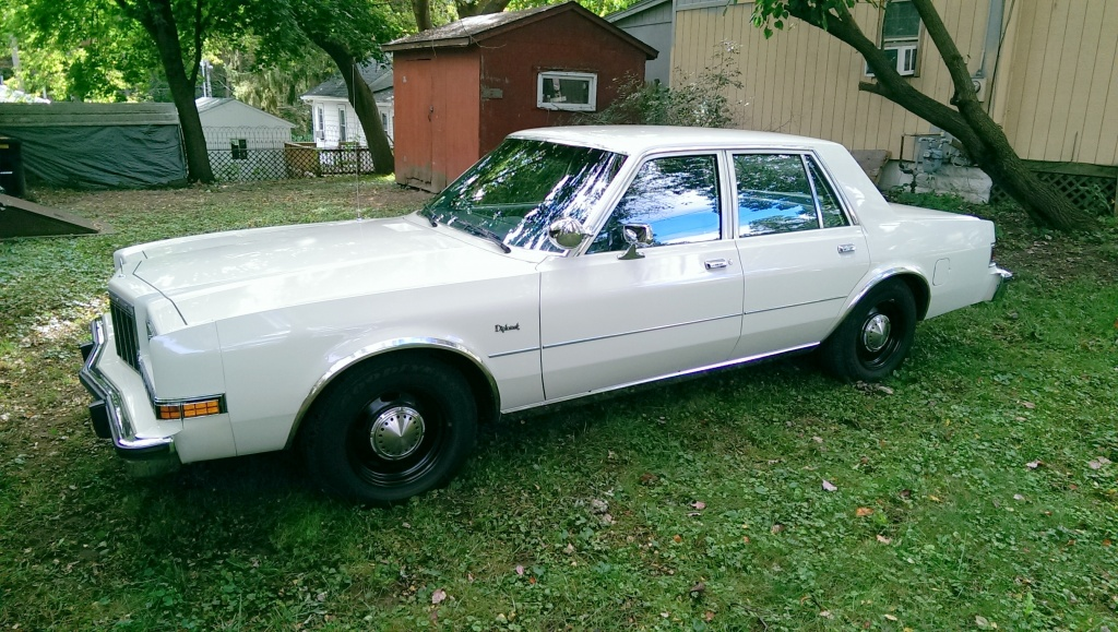 All Original Vintage Rochester Police Car Very Rare: Reader Find: Classic Cop Cars