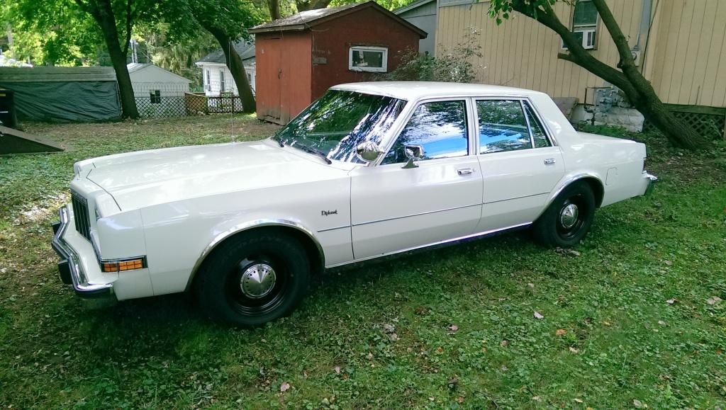 Reader Find: Classic Cop Cars!