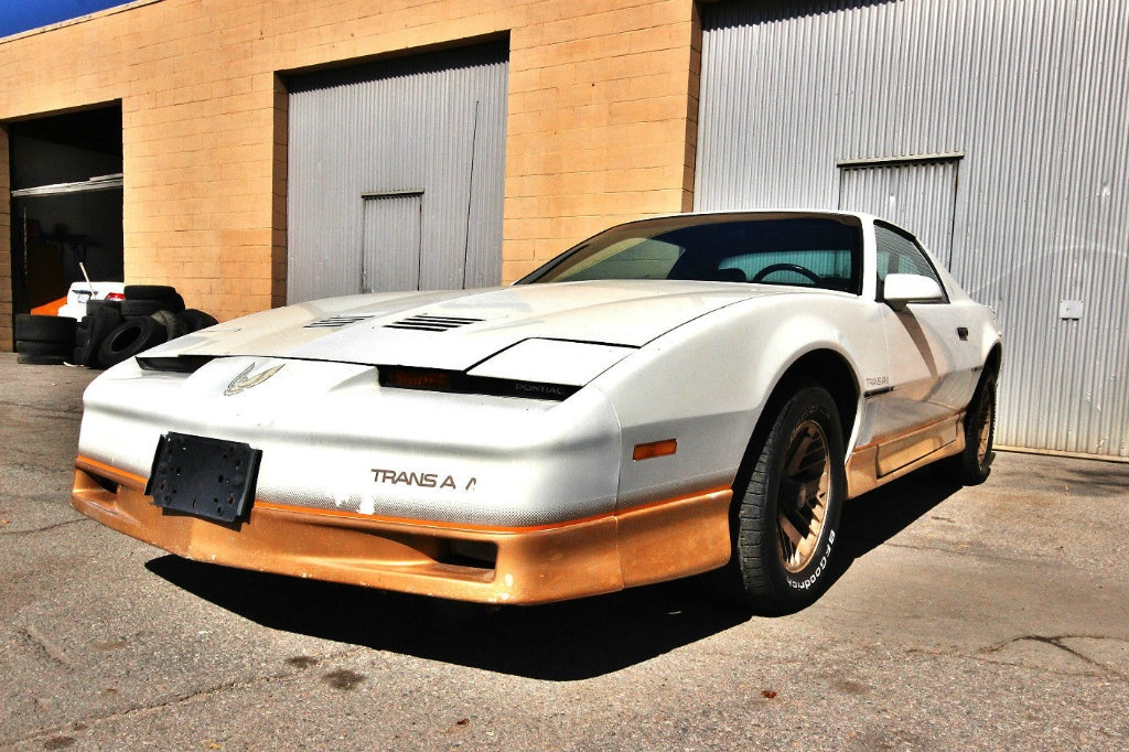 Wrecked Cars For Sale >> Up And Coming: 1985 Pontiac Trans AM