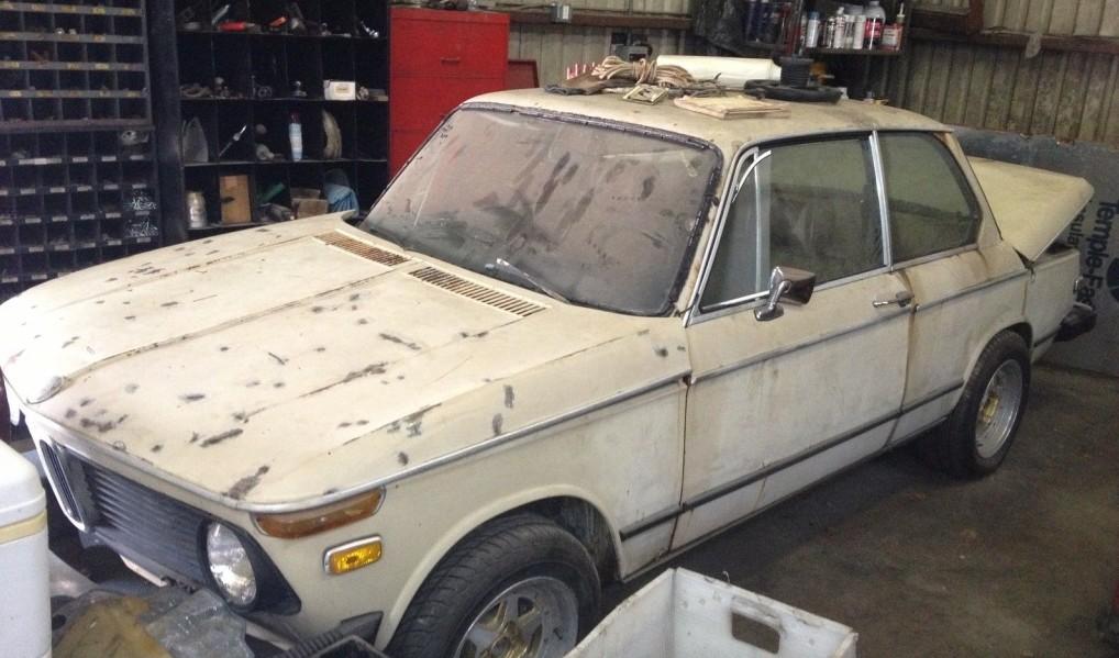 BMW 2002 For Sale >> Sahara Tii: 1974 BMW 2002